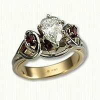 custom wedding rings custom jewelry designs designet international - Norse Wedding Rings