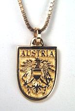 14kt Austrian Charm