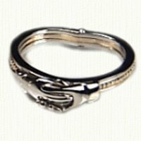 Closed Gimmel Ring