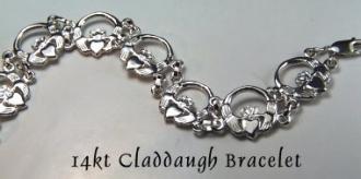 Claddagh Bracelet