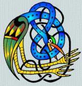 Celtic Crane