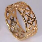 Custom Durrus Knot Bands