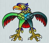 Celtic Eagle