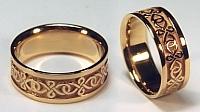 Celtic Figure 8 Knot Bands
