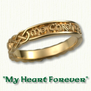 Friendship Wedding Band