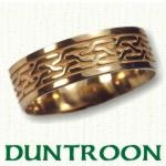 Duntroon Knot Celtic Wedding Rings