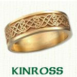 Kinross Celtic Wedding Bands