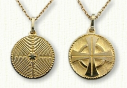 Labyrinth & Maze Cross