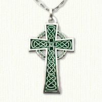 Enameled Cross