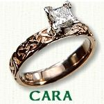 Cara Engagement Ring