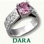 Dara engagement rings