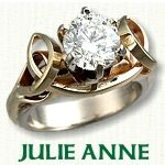 Julie Anne Engagement Ring - Celtic