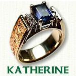 Kathryn Engagement Ring - Celtic
