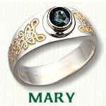 Mary Engagement Ring - engagement rings