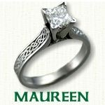 Maureen Engagement Ring - engagement rings