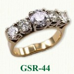 Gemstone Rings GSR-44