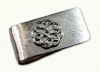 Michelle Knot Money Clip