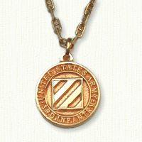 3rd Infantry Division - round medallion