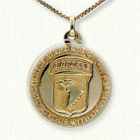 101st Airborne Medallion (E size)