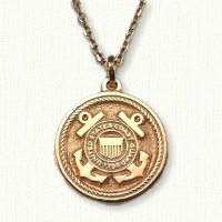 US Coast Guard Medallion