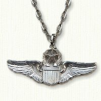 Air Force Senior Aviator's Pendant