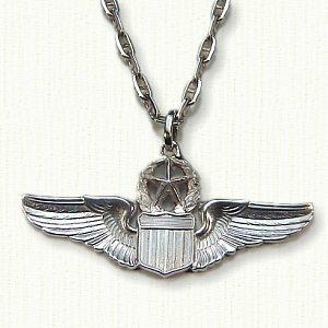 Knees in the breeze welcome jumpers air force senior aviators pendant aloadofball Choice Image