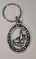 Sterling silver Chantry Island Key Tag