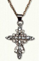 Custom Diamond Cross
