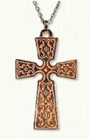 Intricate Florentine Cross