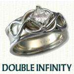 Double Infinity Reverse Cradle