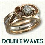 Double Swirl Reverse Cradle