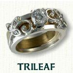 Tri Leaf Reverse Cradle