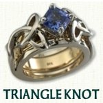 Triangle Knot Reverse Cradle