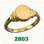 Signet Ring 2803