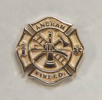 Ancram Firefighters Tack Pin