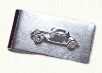 Custom 1934 Ford Money Clip