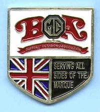Buffalo Octagon Car Club