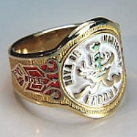 Habana Cigar Band Ring