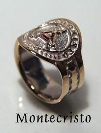 Montecristo Cigar Band Ring