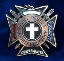 Knights of St. John Medallion