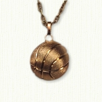 Basketball pendants