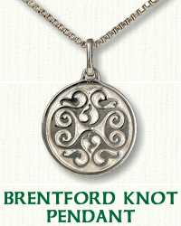 14KY Brentford Pendant