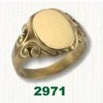 Signet Ring 2965
