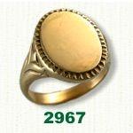 Signet Ring 2967