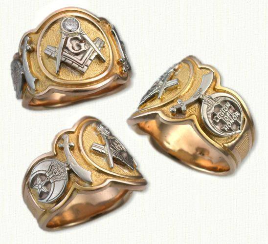 d313d67f1dc1d Custom Masonic Jewelry from deSignet International